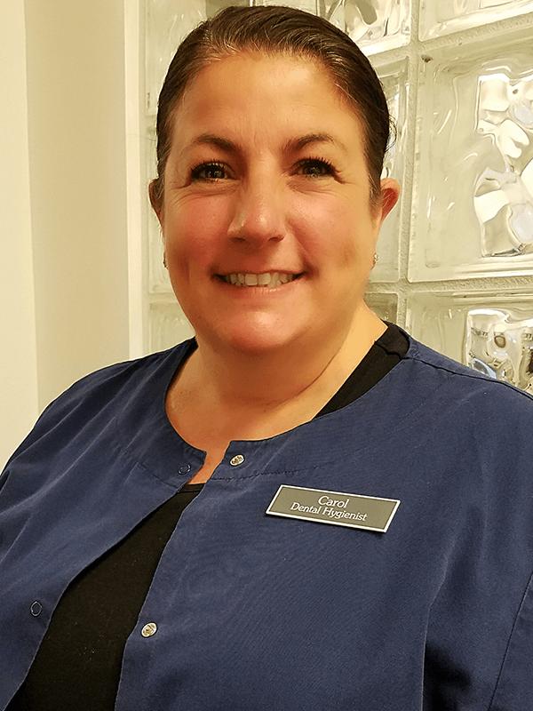 Carol - Winchester Dental Hygienist